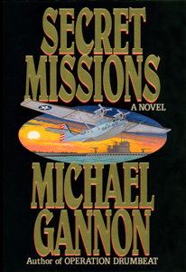 Secret Missions first edition cover proof