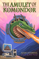 The Amulet of Komondor cover