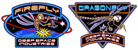 Firefly and Dragonfly logos