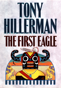 The First Eagle hardback first edition cover