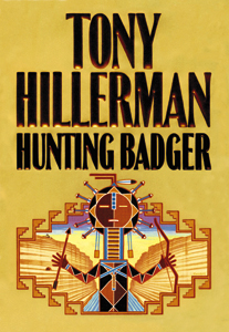 Hunting Badger first edition cover